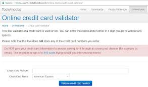 A quick read of anatomy of a credit card gives us the possibility of presenting an easy to use tool to decode the hidden secrets of your credit card code, with no risk and no pain. Free Online Credit Card Validator Displays Hidden Information Helps Ascertain If The Person Using The Card Is The Real Owner I Use This Tool Before Accepting Credit Cards For Bitcoin