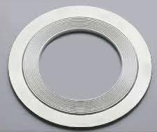 metallic gasket. kammprofile gasket metallic