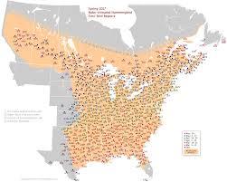 2017 Hummingbird Migration Chart 2017 Hummingbird Migration Maps