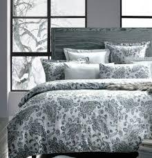 luxurious bohemian duvet cover set 350 thread count cotton sateen vintage boho style paisley print in