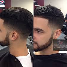 Slicked Back Hair Style slick back undercut cool slicked back hairstyles for men with thin 4475 by stevesalt.us