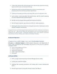 Dcs Engineer Sample Resume Fascinating Operating Engineer Resume Kenicandlecomfortzone
