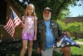 Third grader's letter brings special surprise to Vietnam veteran - mlive.com