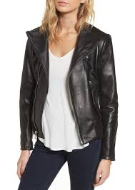 vince camuto leather er jacket