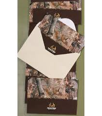 Realtree Camo Wedding Invitations | casadebormela.com