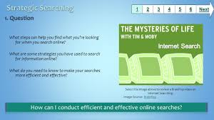 Search Images Online How Can I Conduct Efficient And Effective Online Searches Ppt