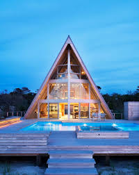 7 Contemporary Homes That Take A-Frame to New Heights