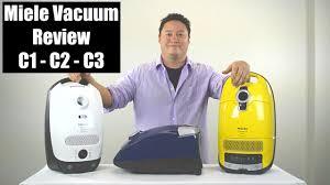 Miele Canister Vacuum Comparison Chart Miele Vacuum Review Compare C1 C2 C3 Series