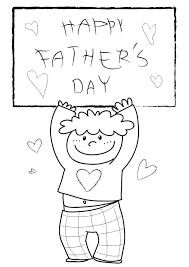 fathers day preschool coloring page printable fathers day preschool coloring fathers day preschool