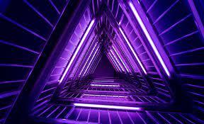 Neon wallpaper, Purple wallpaper ...