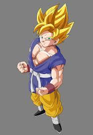 Todas las transformaciones de kakarotto/Goku