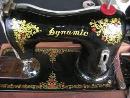 Dynamic Sewing Machine