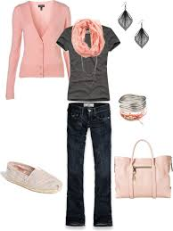 Outfit Creator With Your Own Clothes Casual Pale Pink Fashion In 2019 Fashion Casual Outfits