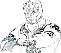 Wwe Coloring Pages To Print Coloring Pages To Print Wrestling