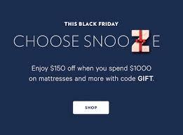 casper mattress black friday and cyber monday deal popup