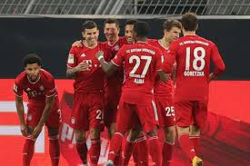 Spieltag 14.08.2021 18:30 letztes spiel. Borussia Dortmund V Bayern Munchen Match Report 7 11 20 Bundesliga Goal Com
