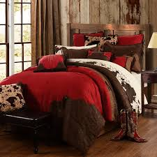 red rodeo 4 piece texas comforter bedding twin