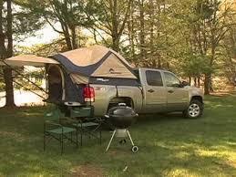 Napier Sportz Truck & SUV Tent - YouTube