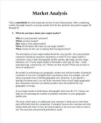 Sample Analysis Business Analysis Report Template For Market And Sales Analysis Vesnak 3