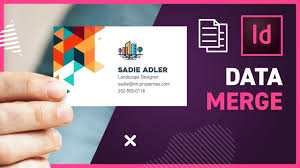 Design Merge How To Use Data Merge In Indesign Cc 2019