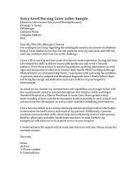 Nursing School Application Cover Letter Sample Adriangatton Com