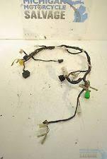 suzuki savage 650 wires electrical cabling 1998 98 suzuki ls650 savage 650 main wire harness wiring loom s100113 44a