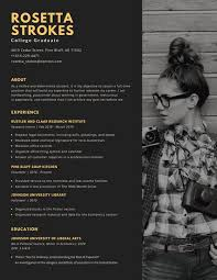 Modern Scientist Resume 2020 Top 35 Modern Resume Templates To Impress Any Employer