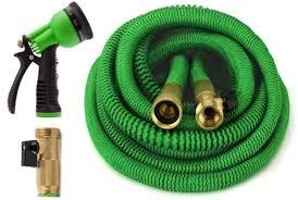best expandable garden hose. 2017 Expandable Garden Hose Set With All Brass Connectors 8 Way Best A
