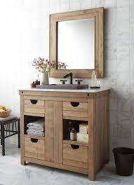 creative wooden bathroom vanity cabinets