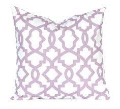 Lilac Pillow Covers