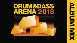 Drum Bassarena 2018 Album Mix