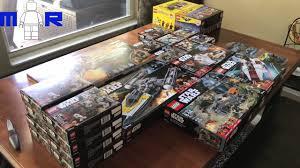 Sale On Legos The New Lego Star Wars Sets Were On Sale Lego Haul Youtube
