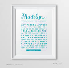 andaz press personalized milestone birthday wall art poster signs 35th birthday gifts decorations and party decor may there always be work for your hands  on personalized wall art gifts with andaz press personalized milestone birthday wall art poster signs