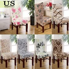 chair covers dining room stretch spandex chair cover dining room wedding party décor pattern lezbyrf