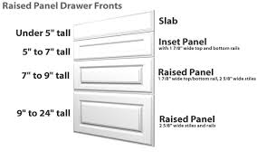 white drawer front.  Front And White Drawer Front M