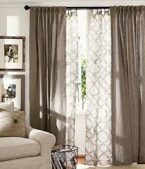 amazing best 25 double curtains ideas on modern living room double rod curtain decor