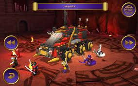 LEGO® Ninjago Tournament- free ninja game for kids - Overview - Google Play  Store - US