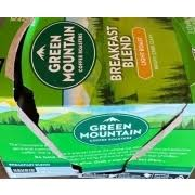 Lose weight by tracking your caloric intake quickly and easily. Green Mountain Coffee K Cups Coffee Breakfast Blend Regular Light Roast Calories Nutrition Analysis More Fooducate