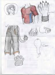 Pants Drawing Reference Jake S Clothing Reference 400th Submission By Jake_lioner83 Fur