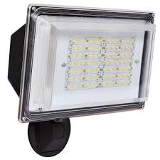 Wall Packs Commercial Lighting The Home Depot - Exterior led light