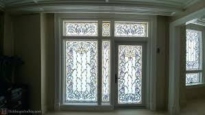 stained glass bathroom window studios windows flowers fl uk
