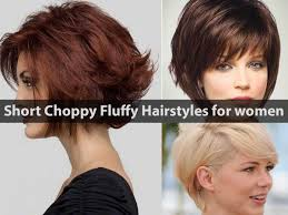 Hair Style Wedge 10 short choppy fluffy hairstyles for women hairstyle for women 7530 by stevesalt.us