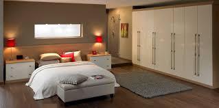 Oak And Cream Bedroom Furniture Oak Amp High Gloss White Bedroom Free Image