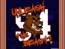chicago bears images unleash the beast 54 hd wallpaper and background photos
