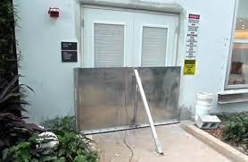 garage door flood barrierFlood Protection Products  Flood Panel