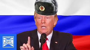 Image result for trump in russia