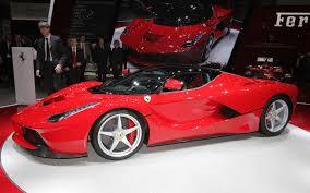 Ferrari LaFerrari history, photos on Better Parts LTD