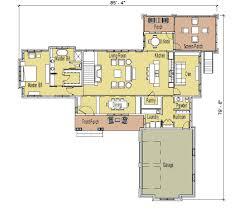 House Plan Blog Plans Home Garage Floor Narrow Lot Ranch Alton    ranch house floor plans   walkout basement