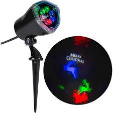 Christmas Light Show At Walmart Gemmy Lightshow Projection Whirl A Motion Christmas Lights Walmart Com