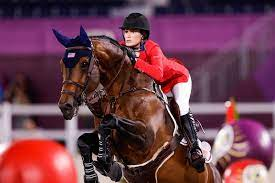 daughter reaches Olympic equestrian finals